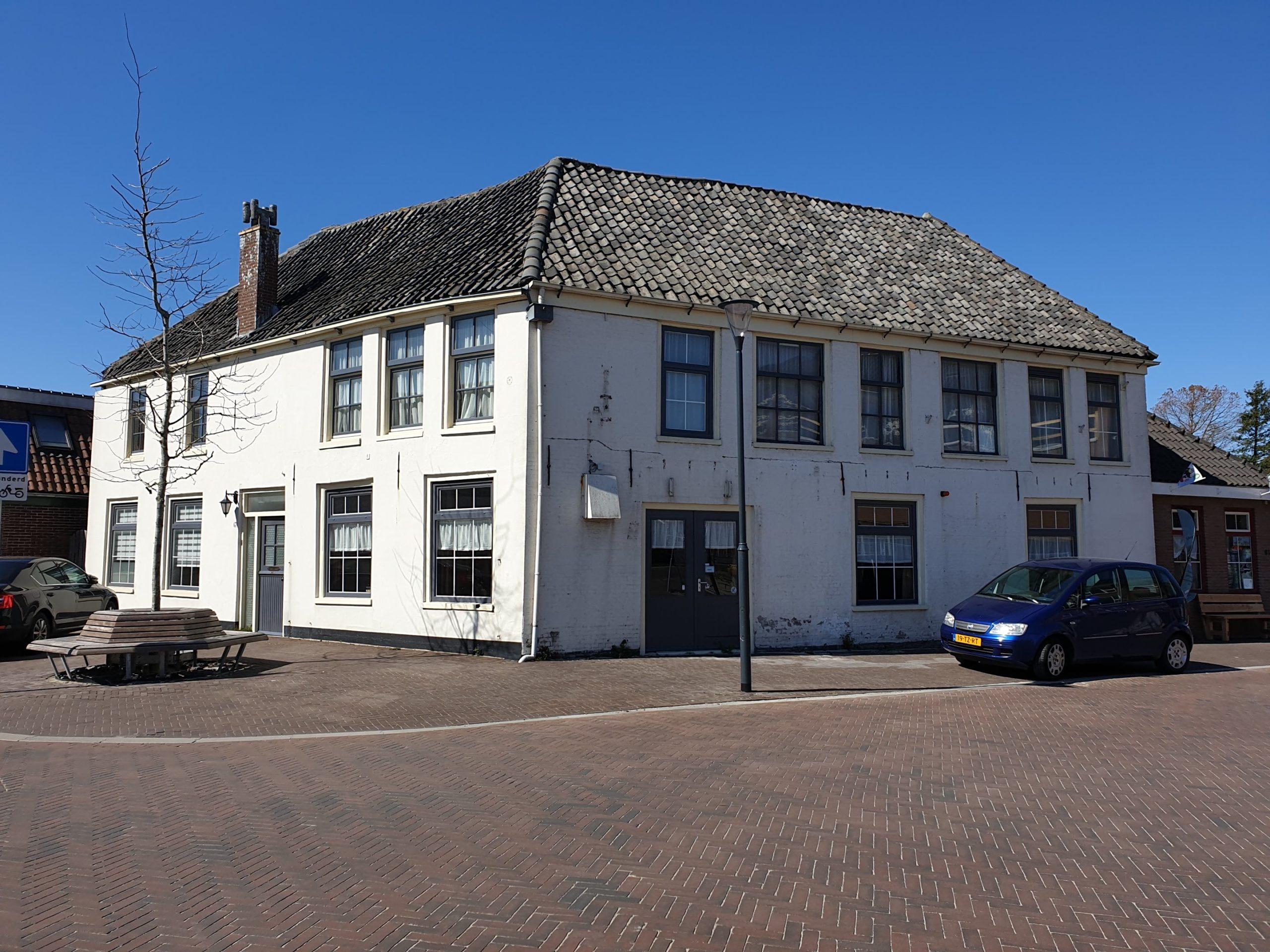 Hoogenboomlaan, Hoogwoud