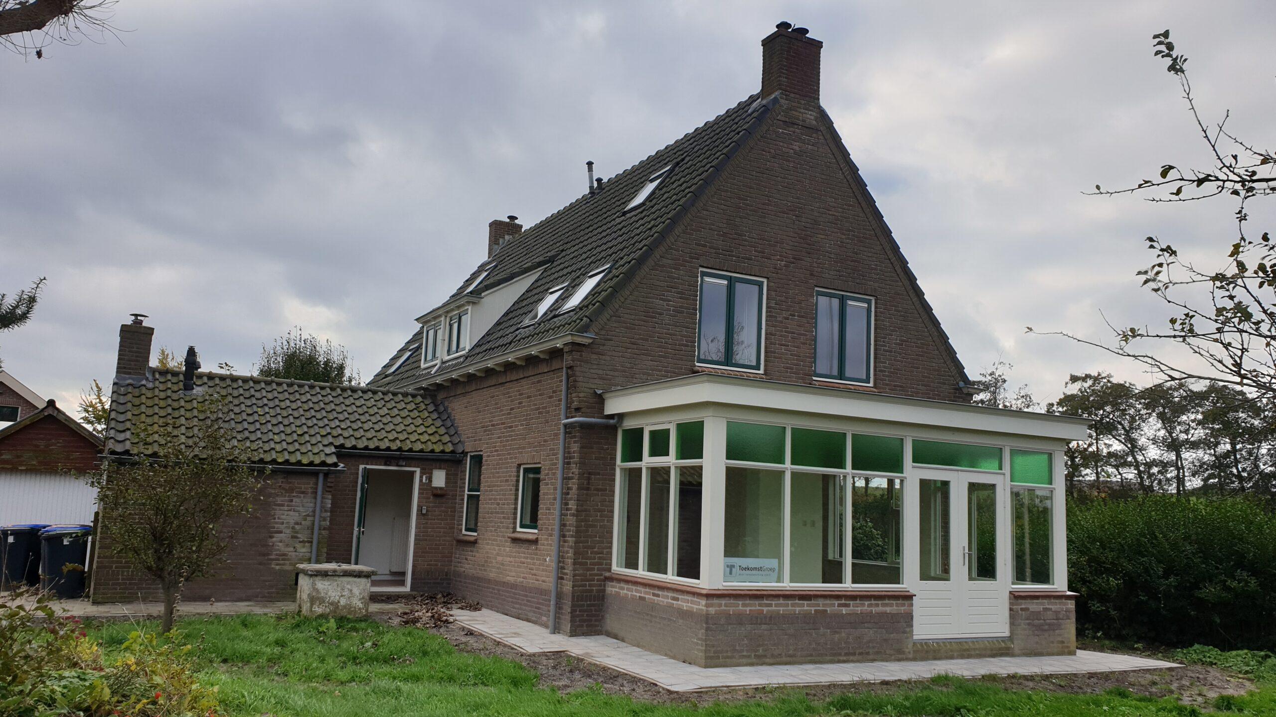 Medemblikkersluisweg, Middenmeer