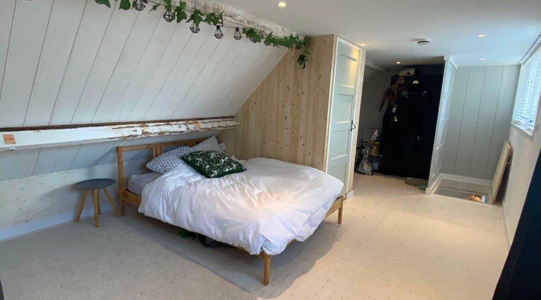 slaapkamer bed boven