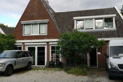Oosterspoorlaan, Hollandsche Rading Hilversum