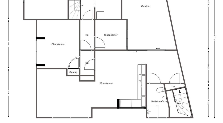 oosterspoorlaan 7A- floorplan1